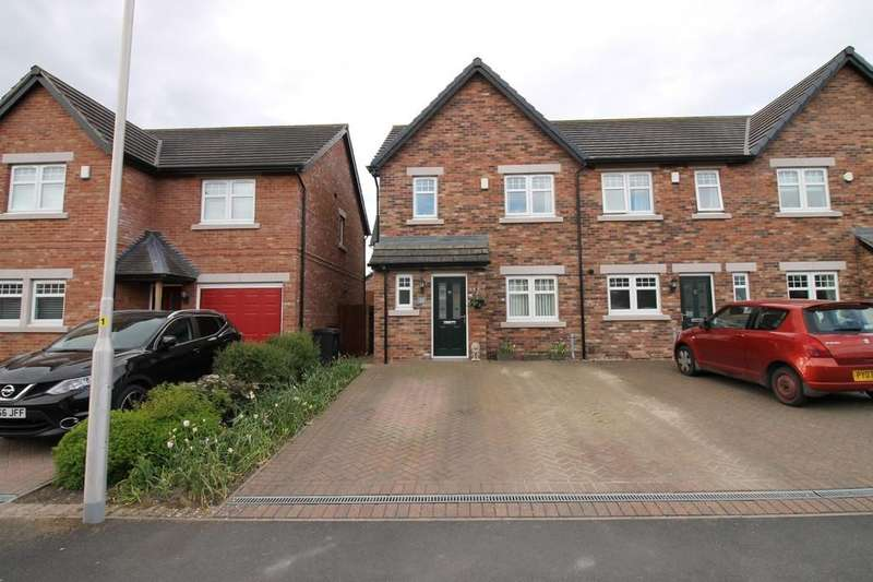 3 Bedrooms End Of Terrace House for sale in Turnstone Drive, Carlisle