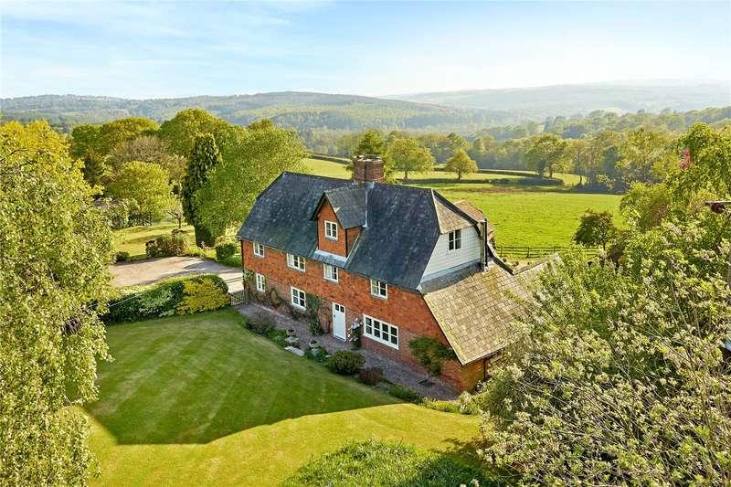 5 Bedrooms Detached House for sale in Danegate, Eridge Green, Tunbridge Wells, Kent, TN3
