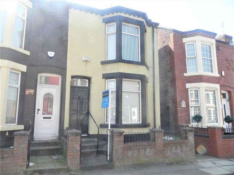 3 Bedrooms House for sale in Downing Road, Bootle, L20