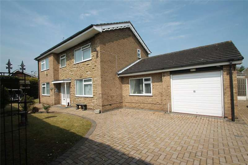 3 Bedrooms Detached House for sale in Weymouth Crescent, Scunthorpe, North Lincolnshire, DN17