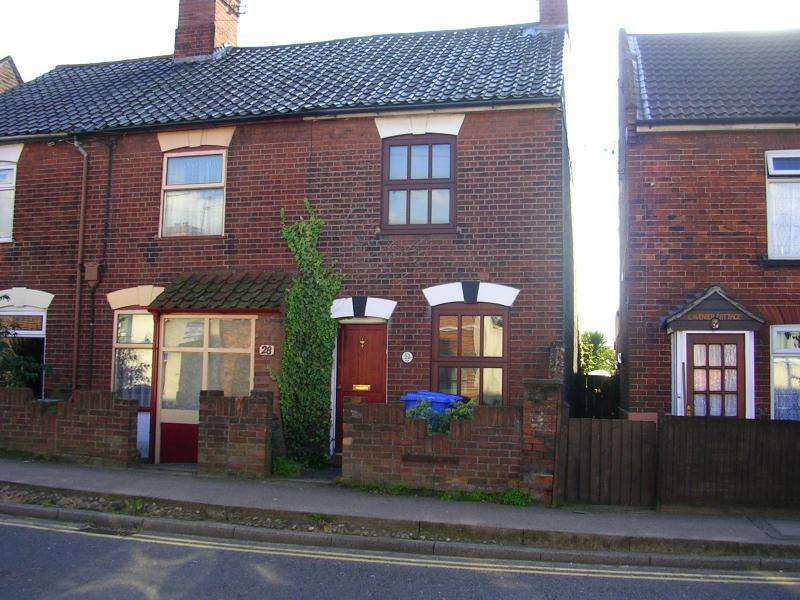 2 Bedrooms House for sale in Ingate, Beccles, NR34