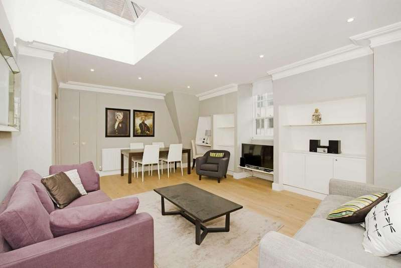2 Bedrooms Apartment Flat for sale in Great Tower Street, EC3R