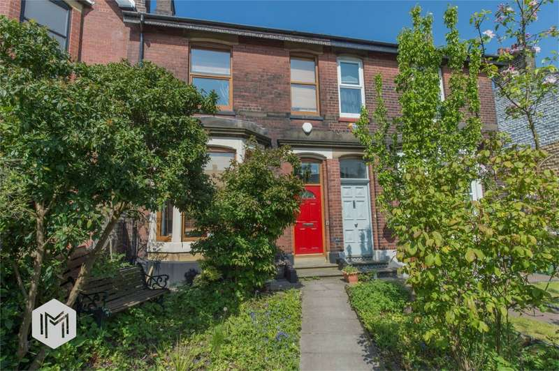 4 Bedrooms Terraced House for sale in Tottington Road, Bury, Lancashire