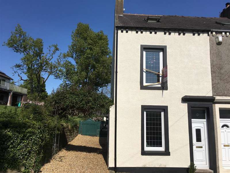 3 Bedrooms End Of Terrace House for sale in The Mount, Camerton, Workington