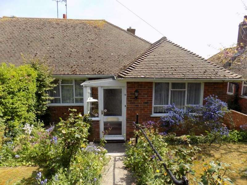 2 Bedrooms Bungalow for sale in Hillcrest Road, Newhaven