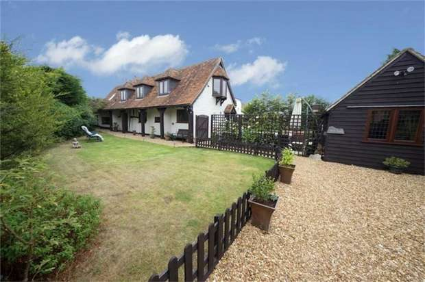 4 Bedrooms Detached House for sale in Augustus Road, Hockliffe, Leighton Buzzard, Bedfordshire