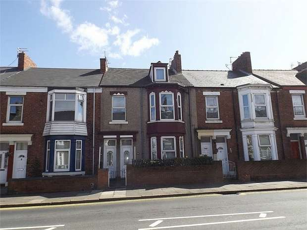 5 Bedrooms Maisonette Flat for sale in Stanhope Road, South Shields, Tyne and Wear