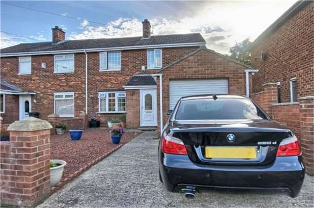 3 Bedrooms Semi Detached House for sale in Penrith Road, Middlesbrough, North Yorkshire