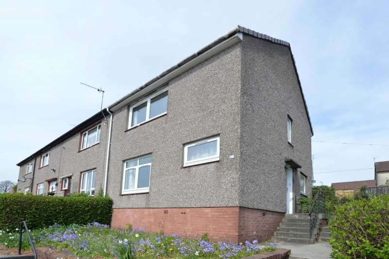 3 Bedrooms End Of Terrace House for sale in Skene Street, Bonnybridge, Falkirk, FK4 1NF