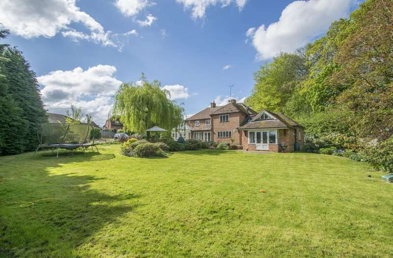 4 Bedrooms Detached House for rent in Whitehall Lane, Checkendon, Reading, RG8