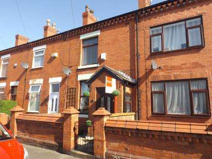 3 Bedrooms Terraced House for sale in Highfield Avenue, Golborne, Warrington, Cheshire