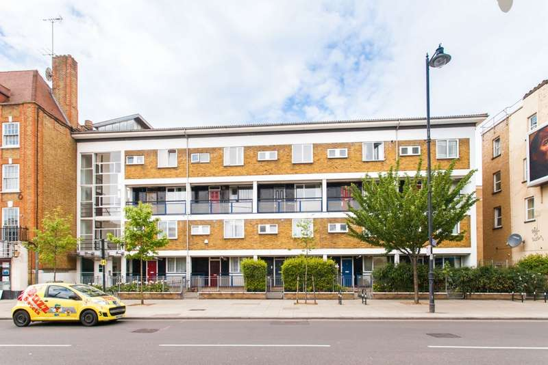3 Bedrooms Flat for sale in Nightingale House, Kingsland Road, London, E2