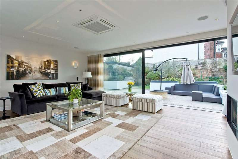 6 Bedrooms Detached House for sale in Kings Road, Richmond, TW10
