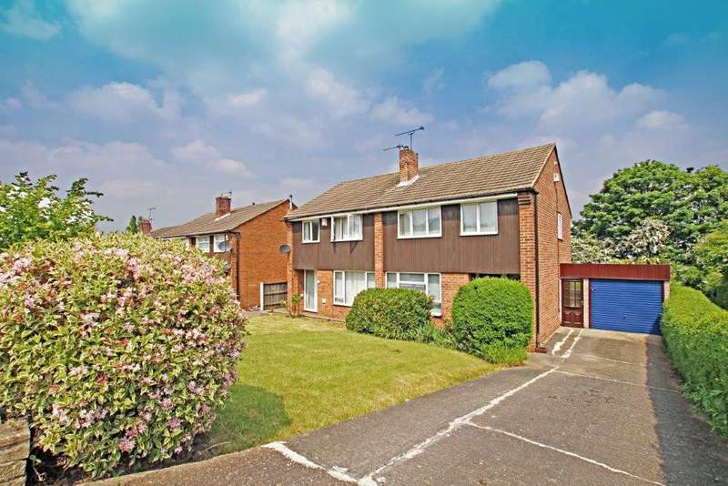 3 Bedrooms Semi Detached House for sale in Hall Road, Rotherham