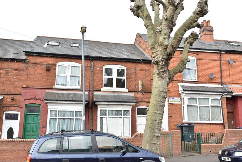 3 Bedrooms Terraced House for sale in Esme Road, Sparkhill