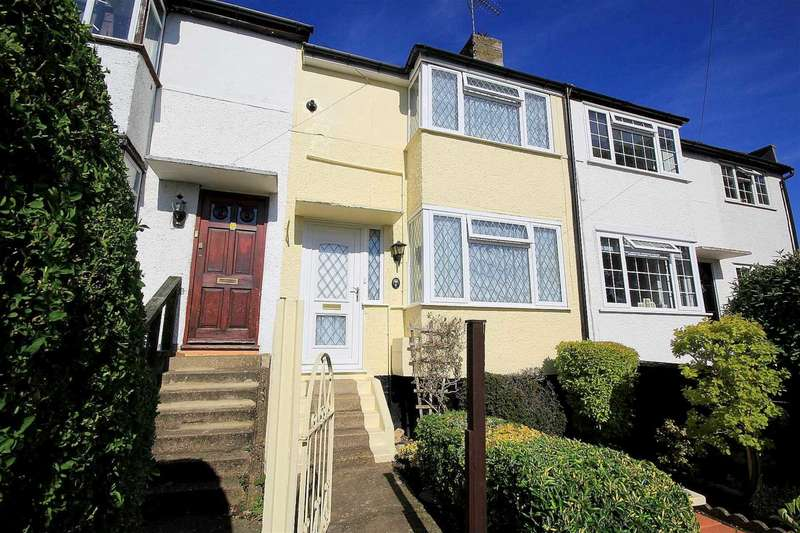 2 Bedrooms House for sale in ATTRACTIVE and CHARMING 2 BEDROOM FAMILY HOME IN Sunnyhill Road, Boxmoor