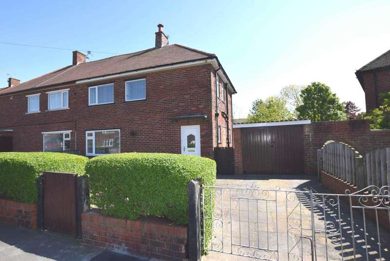 3 Bedrooms Semi Detached House for sale in Hoyle Avenue, Lytham St Annes