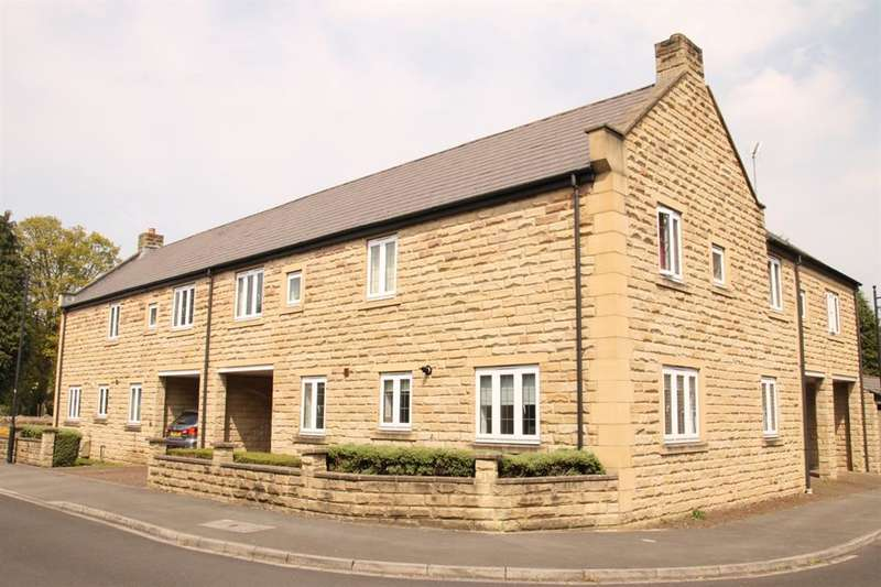 2 Bedrooms Flat for sale in Clark Beck Close, Harrogate, HG3 1RS