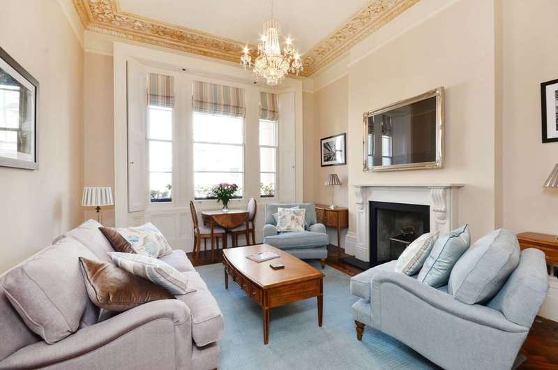 2 Bedrooms Flat for sale in St Georges Drive, Pimlico, SW1V