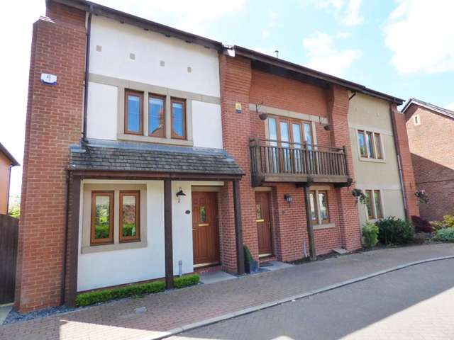 4 Bedrooms Semi Detached House for sale in 20 Wardle Court, Whittle-le-Woods, Nr Chorley, PR6