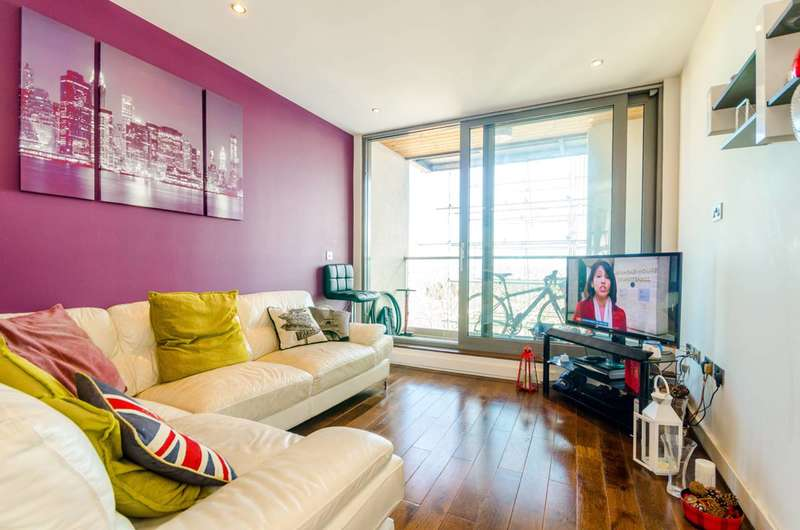 2 Bedrooms Flat for sale in High Street, Stratford, E15