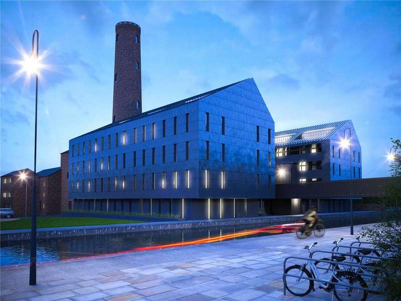 1 Bedroom Flat for sale in The Shot Tower, Chester, CH1