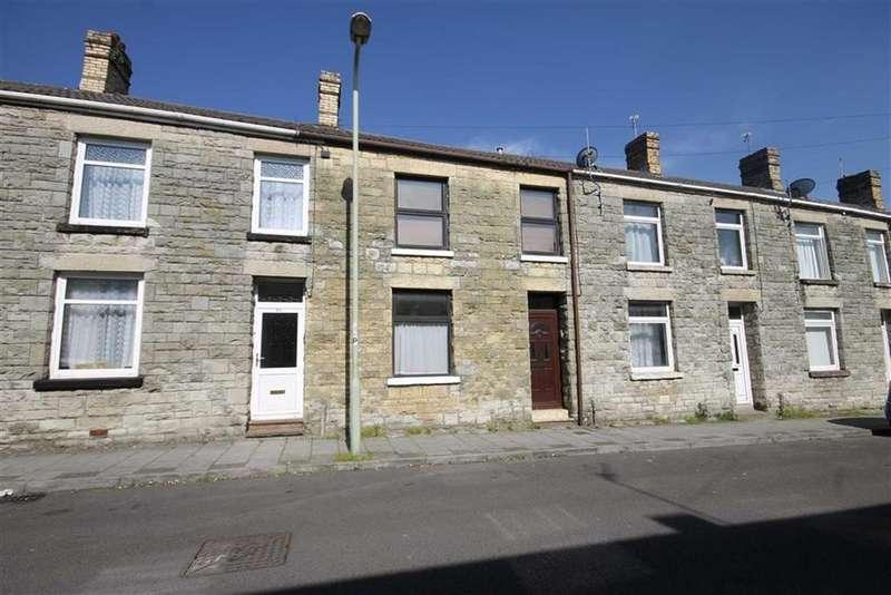 3 Bedrooms Terraced House for sale in Mackworth Street, Bridgend