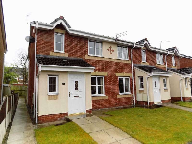 3 Bedrooms End Of Terrace House for sale in Newton Street, Droylsden, Manchester