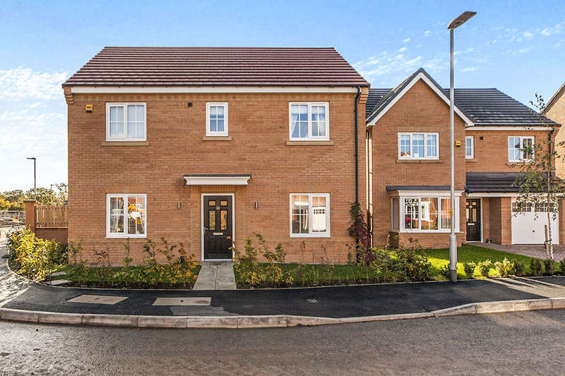 4 Bedrooms Detached House for sale in Brookfield Avenue, Middlesbrough, TS5