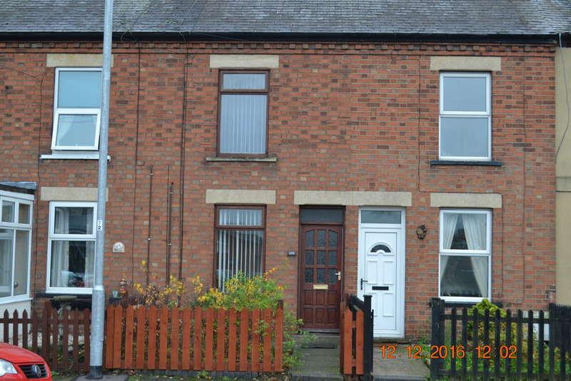 2 Bedrooms Terraced House for sale in Newark, Bowbridge Road