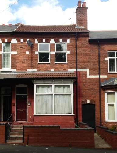 3 Bedrooms Terraced House for sale in Westbourne Rd, Handsworth, Birmingham B21