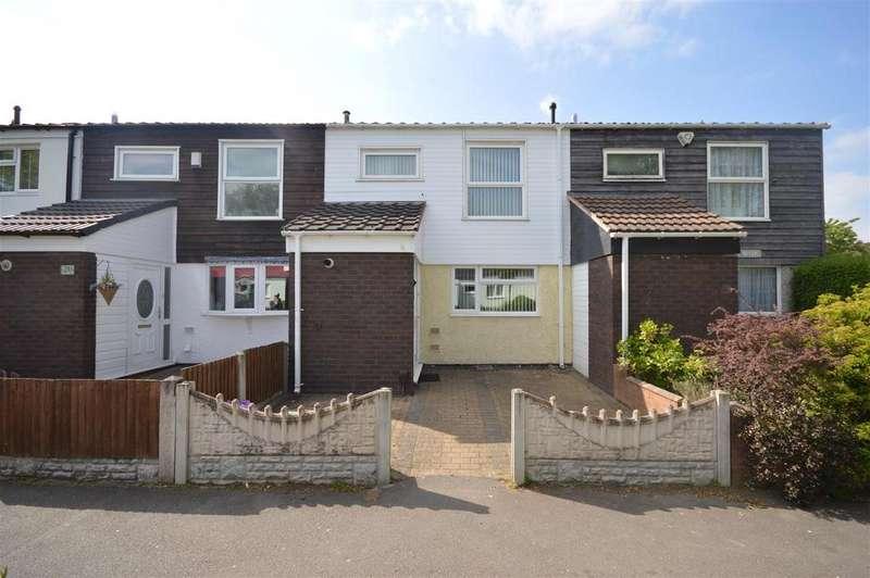 3 Bedrooms Terraced House for sale in Truro Walk, Birmingham