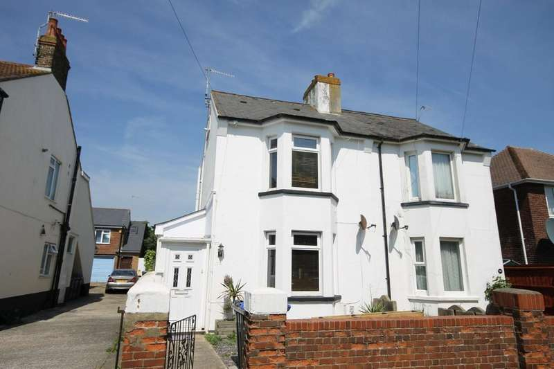 3 Bedrooms Semi Detached House for sale in Middle Road, Shoreham By Sea