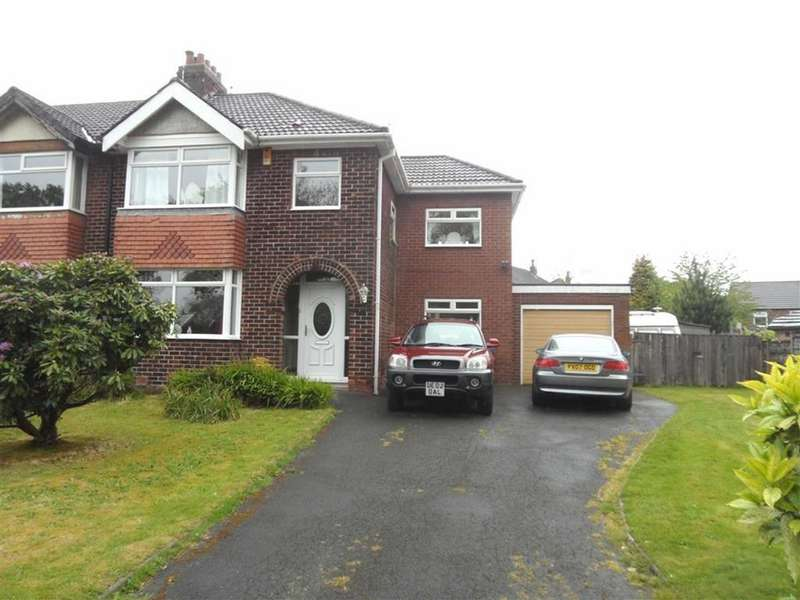4 Bedrooms Semi Detached House for sale in Nangreave Road, Offerton