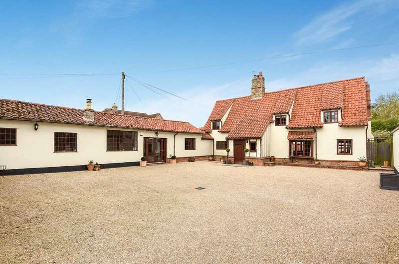 6 Bedrooms House for sale in Little London, Isleham, Ely, Cambridgeshire, CB7