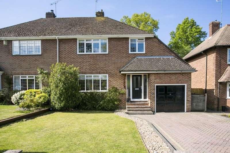 3 Bedrooms Semi Detached House for sale in Delves Avenue, Tunbridge Wells