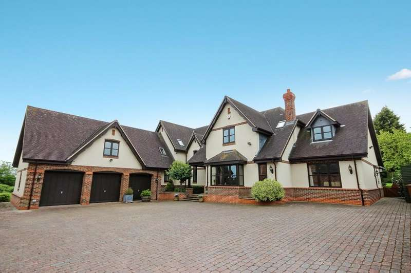6 Bedrooms Detached House for sale in Orton Lane, Norton Juxta Twycross