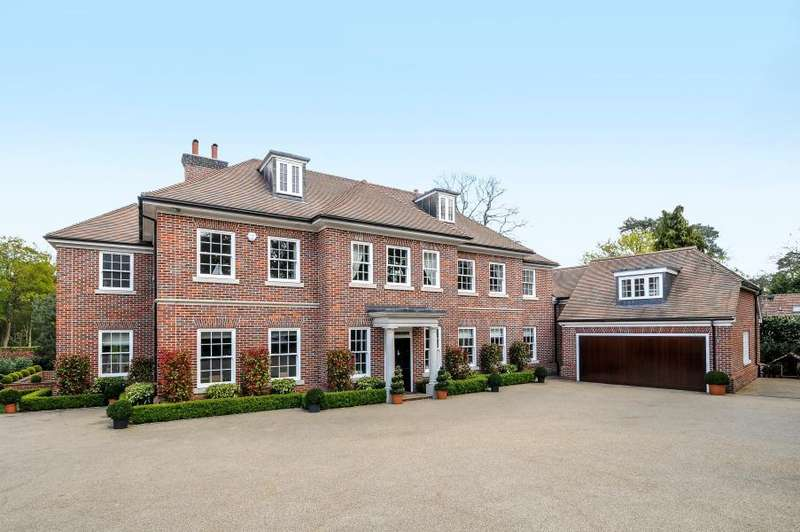 5 Bedrooms Detached House for rent in Ascot, Berkshire
