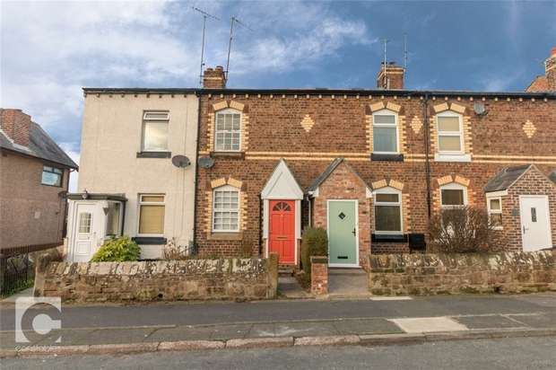 2 Bedrooms Terraced House for sale in Badger Bait, Little Neston, Neston, Cheshire
