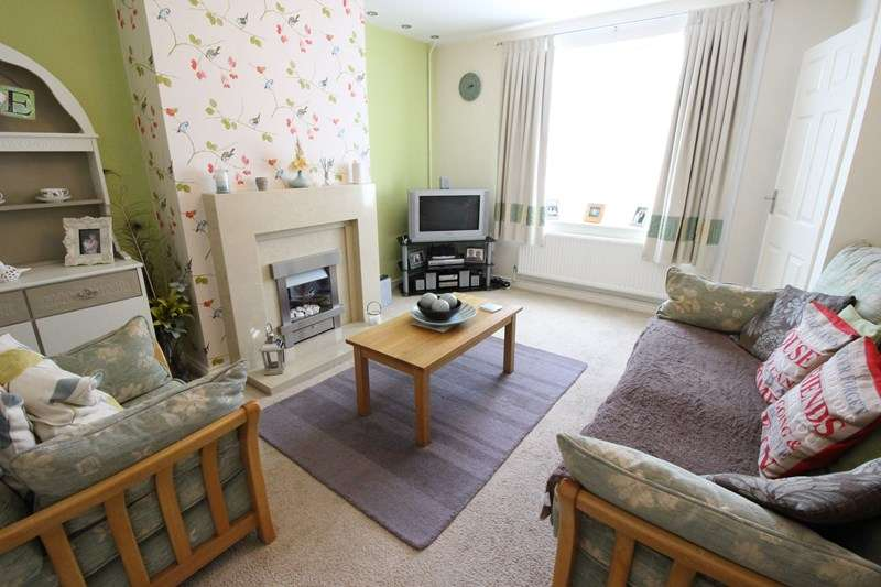 2 Bedrooms Semi Detached House for sale in Argles Road, Leek ST13