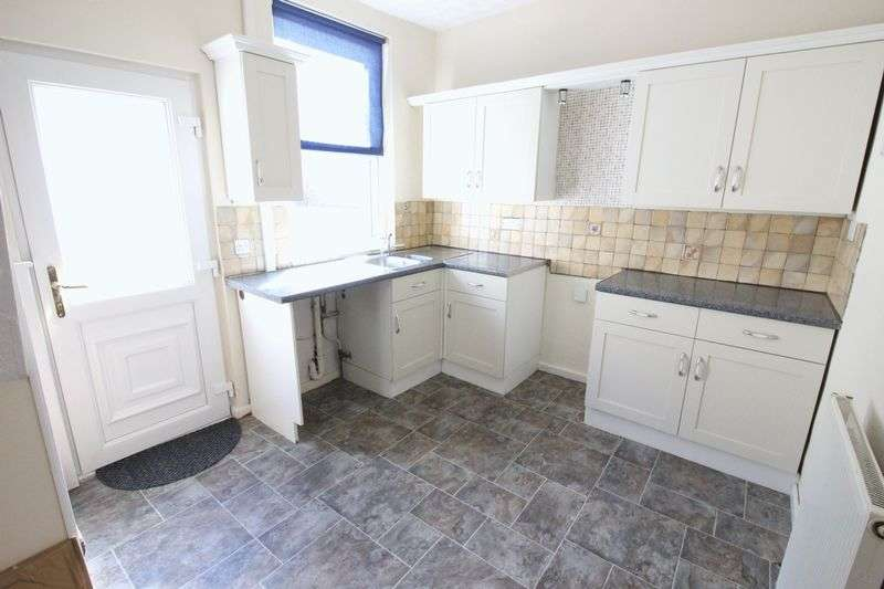 2 Bedrooms Terraced House for sale in Chorley Street, Leek, Staffordshire ST13