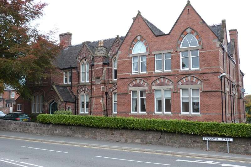 1 Bedroom Flat for sale in Sugden House, Leek, Staffordshire ST13
