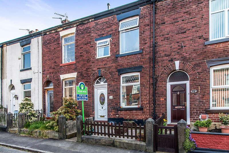 3 Bedrooms Property for sale in Oram Street, Bury, BL9