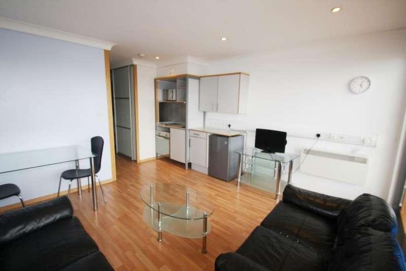 1 Bedroom Apartment Flat for sale in CITISPACE WEST, 2 LEYLANDS ROAD, LEEDS, LS2 7JT