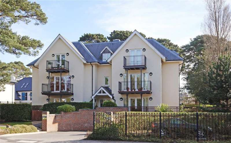 2 Bedrooms Flat for sale in Haven Road, Canford Cliffs, Poole, BH13