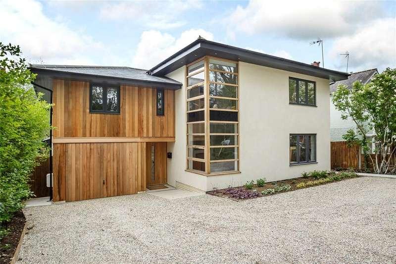5 Bedrooms Detached House for sale in Crescent Road, Bishop's Stortford, Hertfordshire, CM23