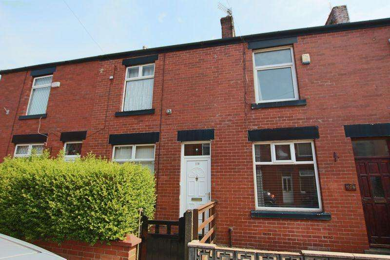 2 Bedrooms Terraced House for sale in Rugby Road, Rochdale OL12 0DZ