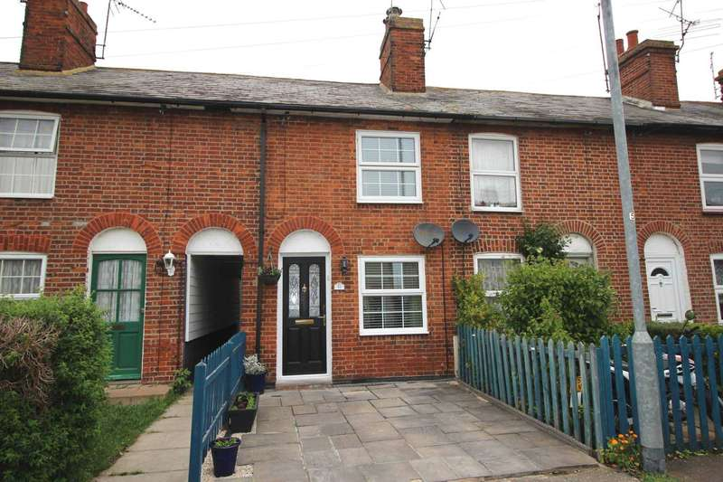 2 Bedrooms Terraced House for sale in Cross Road, Maldon