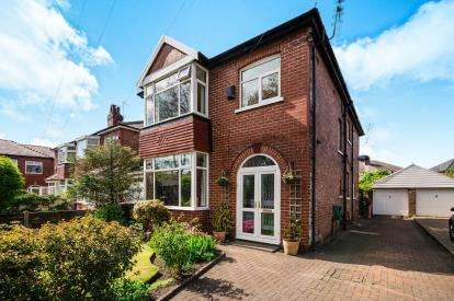 4 Bedrooms Detached House for sale in Birch Avenue, Salford, Greater Manchester