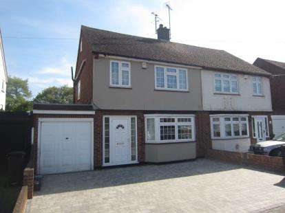 4 Bedrooms Semi Detached House for sale in West Horndon, Brentwood, Essex